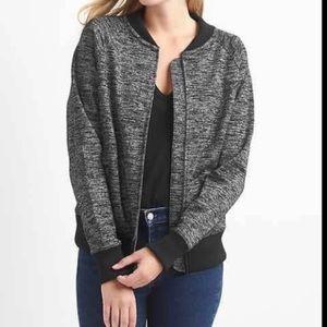 Gap marbled bomber jacket
